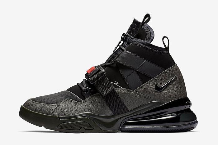 Nike Air Force 270 Utility Sequioa 2