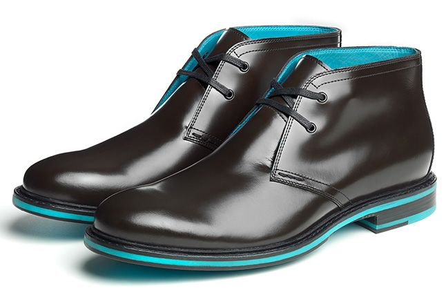 Cole Haan Cooper Square Chukka Waterproof Rain Or Shine 1