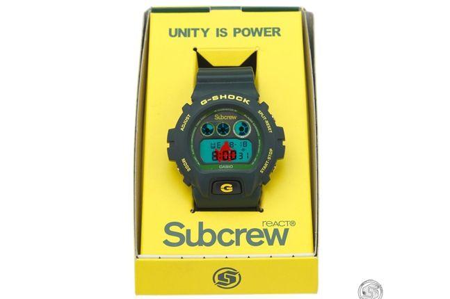 Sub Crew G Shock 5 1