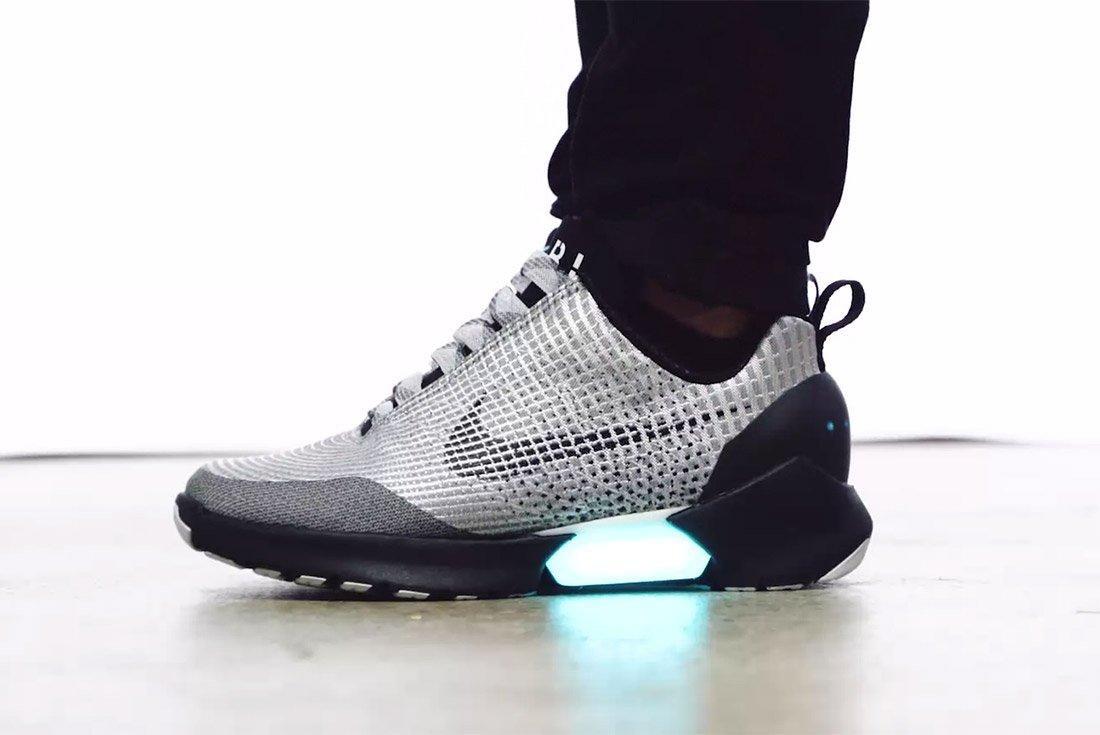 Matreial Matters Nike Hyperadapt 4