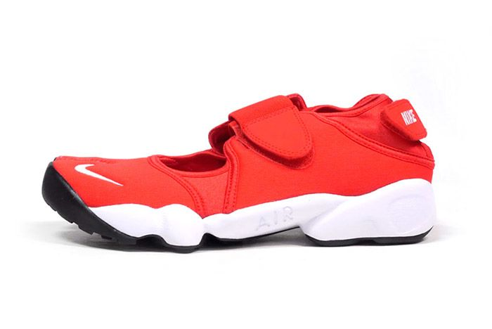 Nike Air Rift Nonfuture Red 1