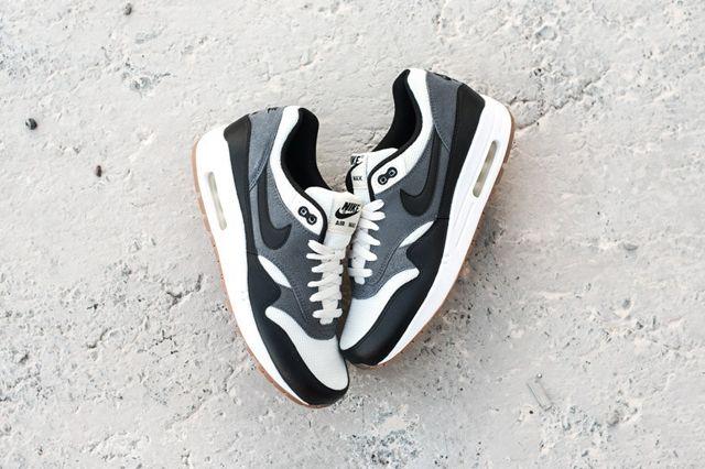Nike Air Max 1 Sail Dark Grey 4