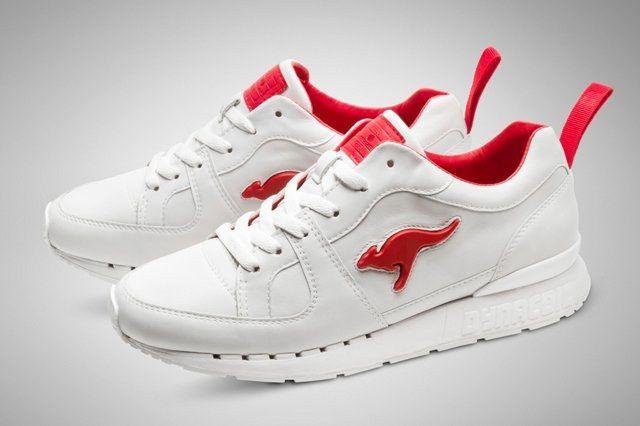 Dandy Diary Kangaroos Streaker Sneaker 3