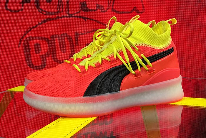 Puma Clyde Court Disrupt Shoes 21 Sneaker Freaker Copy