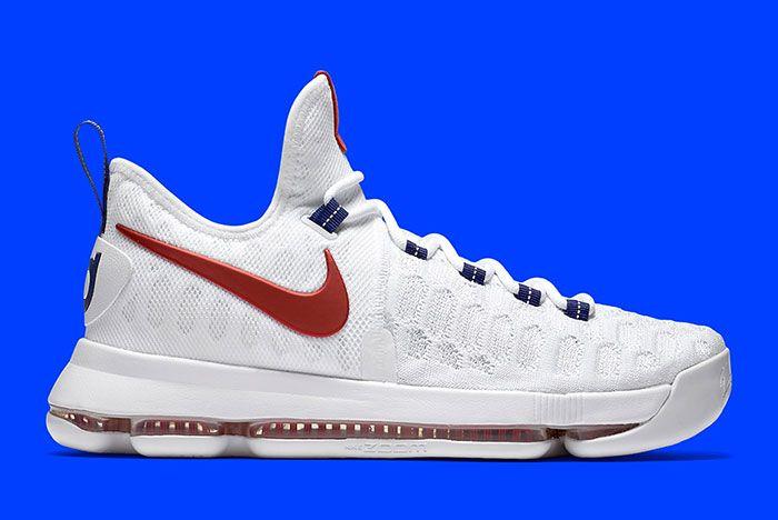 Nike Zoom Kd 9 Usa 6