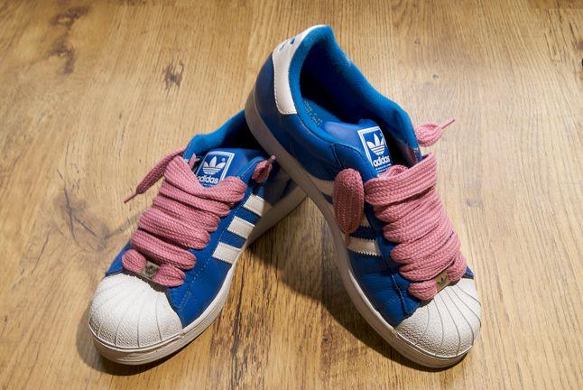 Adidas Superstar Blue 1