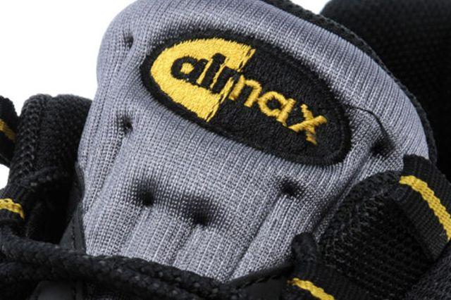 Air Max 95 Dark Citron Tongue