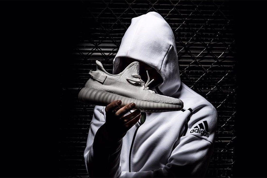 Adidas Yeezy Boost 350 V2 Triple White4