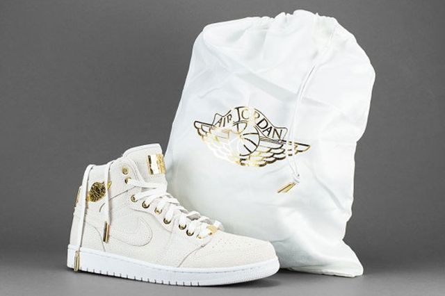 Air Jordan 1 Pinnacle Preview White 1