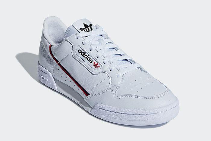 Adidas Continental 80 Aero Blue 3