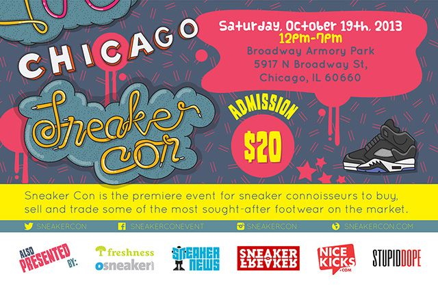 Sneakercon Chicago