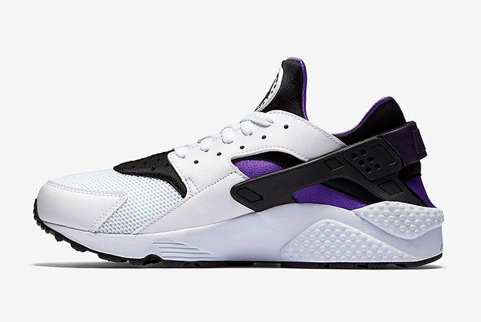 Nike Air Huarache Purple Punch 3