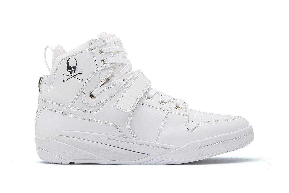 Search Ndesign X Mastermind Ghost Sox Sneaker Freaker White 10