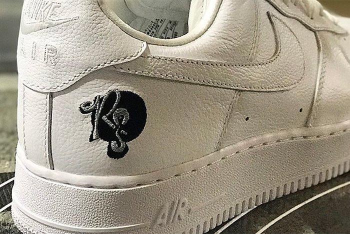 Roc A Fella X Nike Air Force 1 Low 1