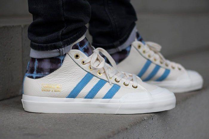 Adidas Atchcourt Mid Snoop X Gonz