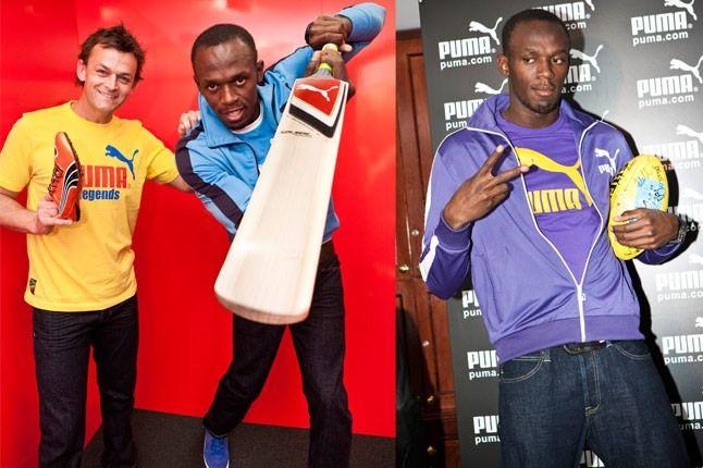 Usain Bolt Gilchrist 12 1