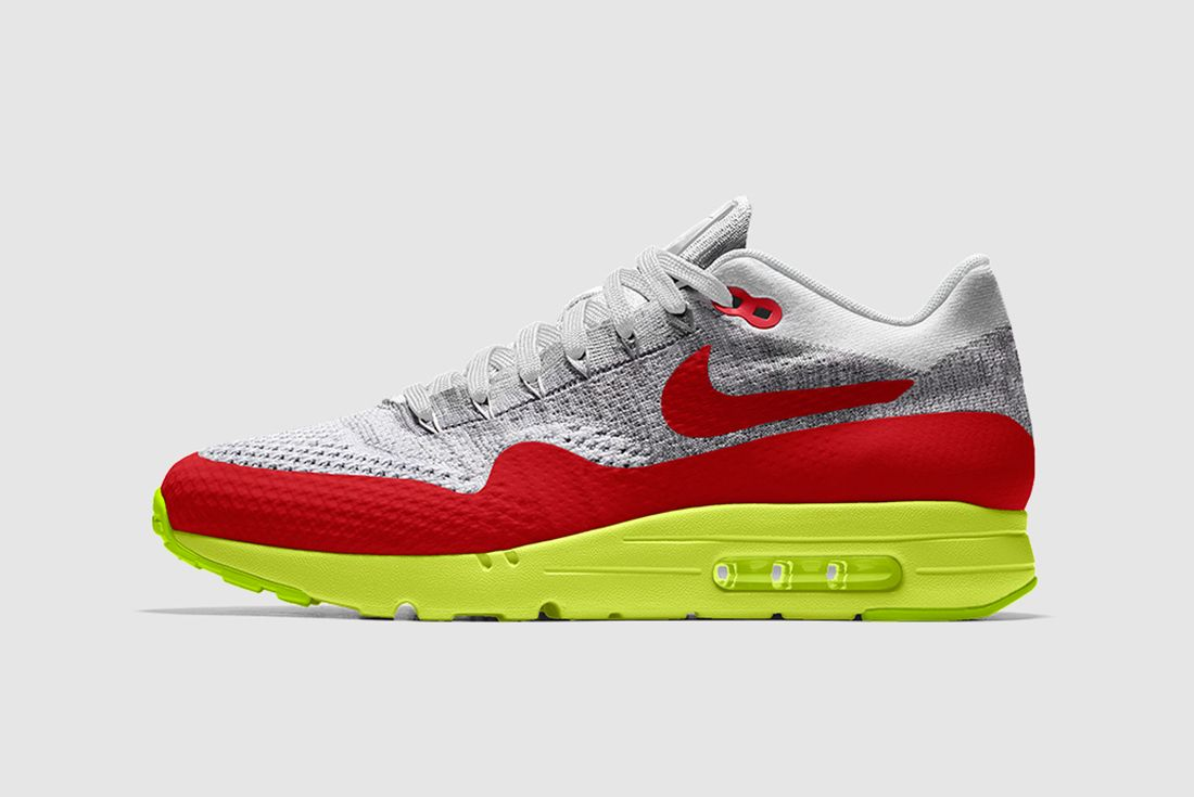 Nike Confirms Vapor Max And Air Max 1 Flyknit Nikei D Options For Air Max Day14
