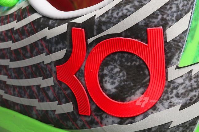 Nike Kd Vi Supreme Dc Heat Pack Ankle Detail 1