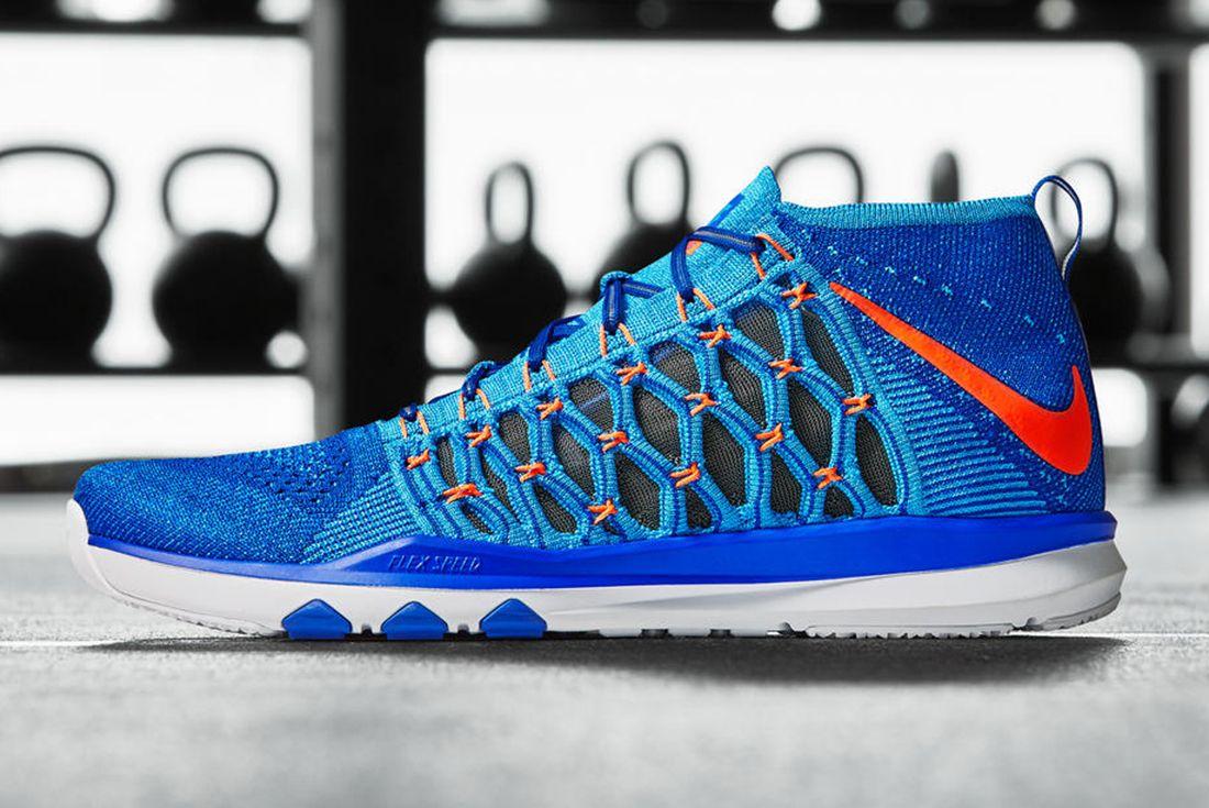 Nike Train Ultrafast Flyknit4