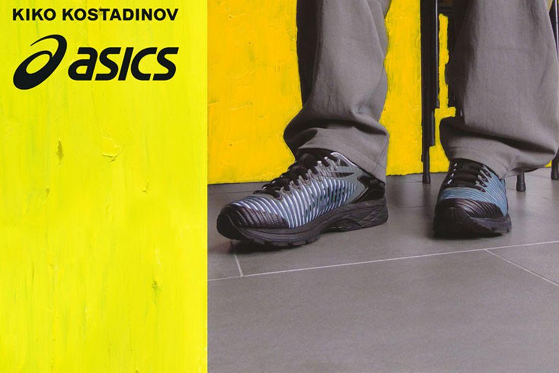 Kiko Kostadinov x ASICS GEL-Delva