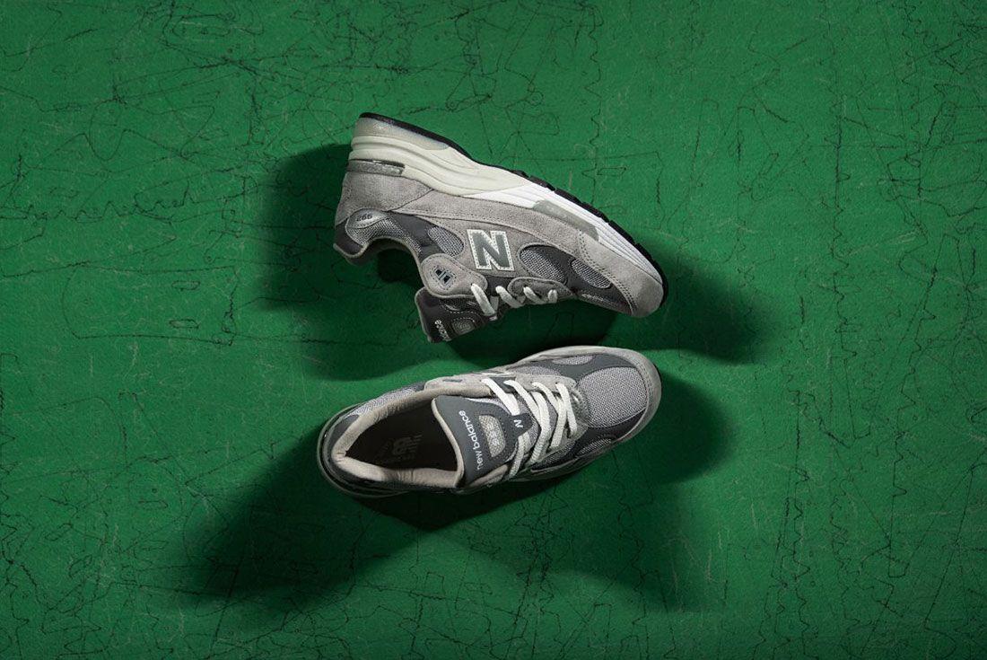 New Balance 992 Grey Hype Dc Top
