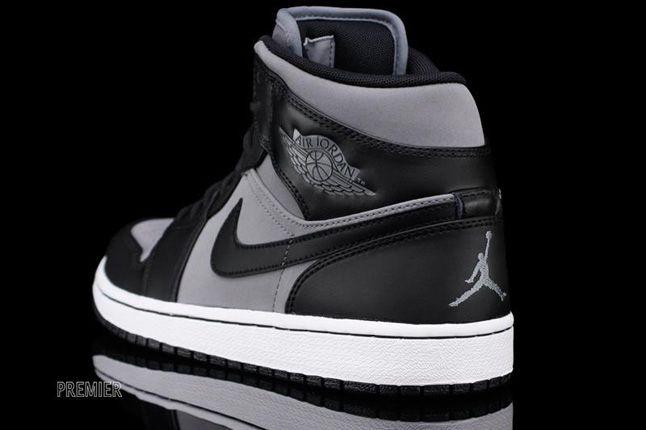 Air Jordan 1 Phat Cool Grey Black White 05 1