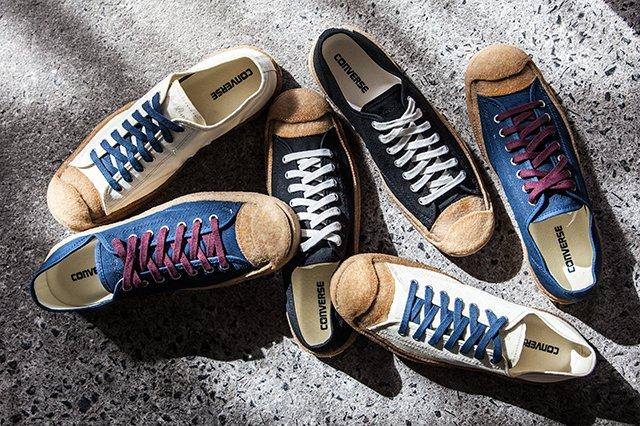Converse Jack Purcell Crepe Collection 3