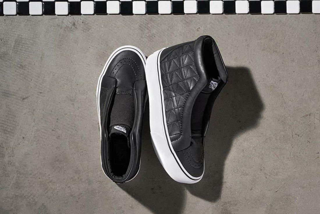 Karl Lagerfield X Vans Collection 4