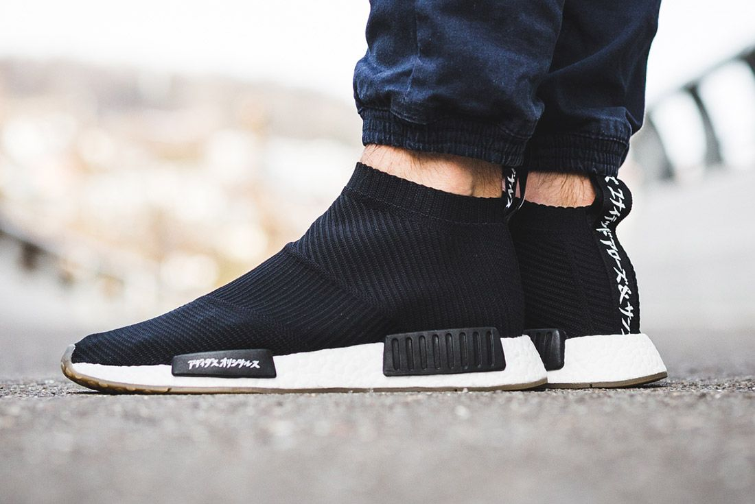 United Arrows Nmd Adidas City Sock 2 3