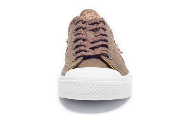 Undefeated Converse Lo Brown Toe 1