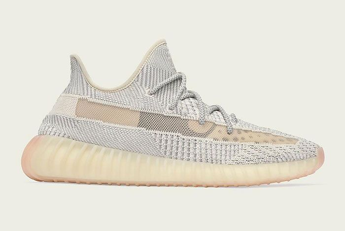 Yeezy Boost 350 V2 Lundmark Lateral Side Shot