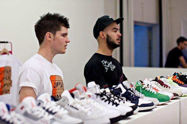 Sneaker Swap Meet 1