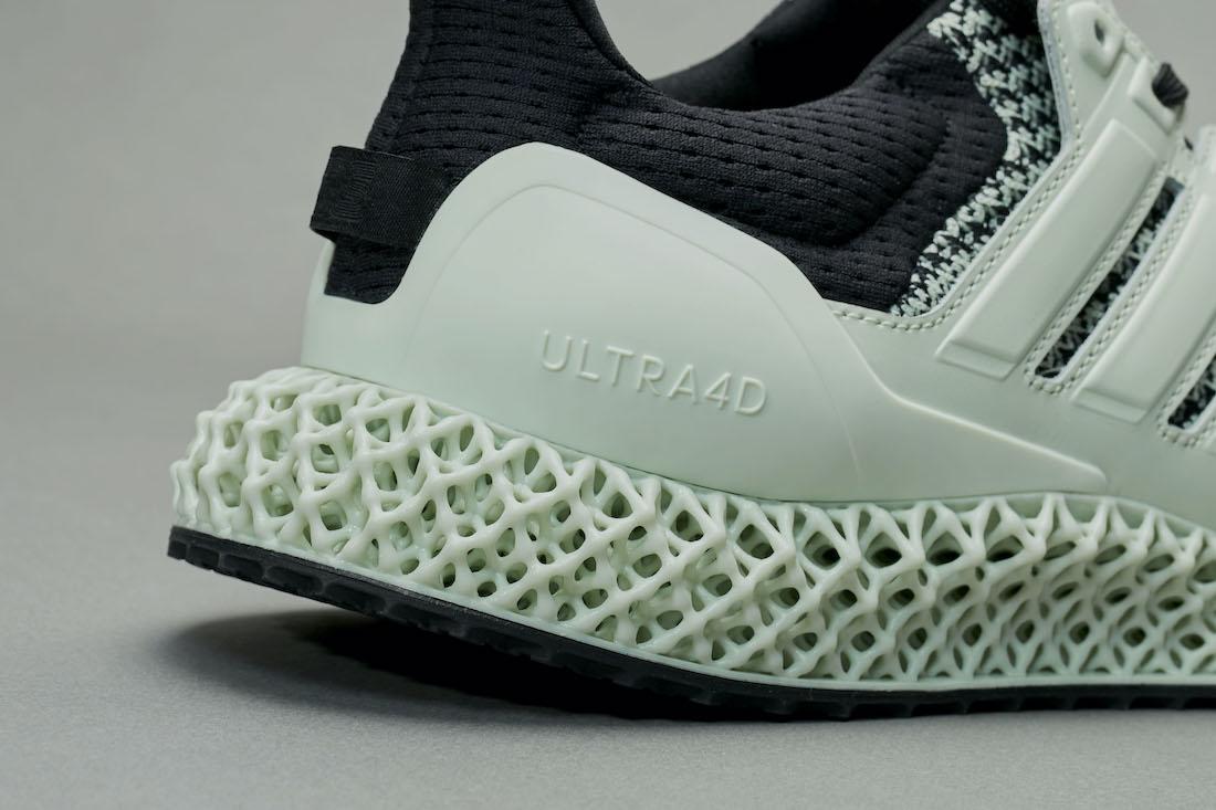 Sneakersnstuff x adidas Ultra4D Green Teatime