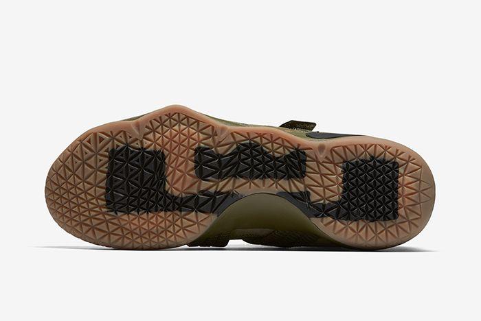 Nike Lebron Soldier 11 Olive 6