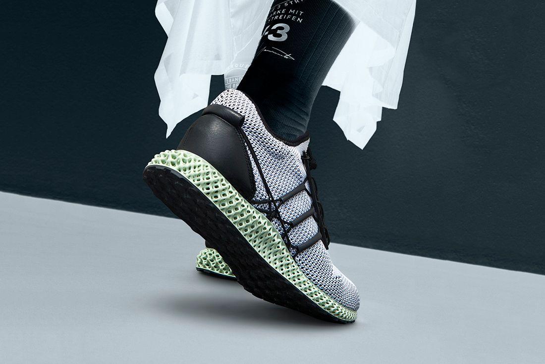 Adidas Y 3 Runner 4 D 1