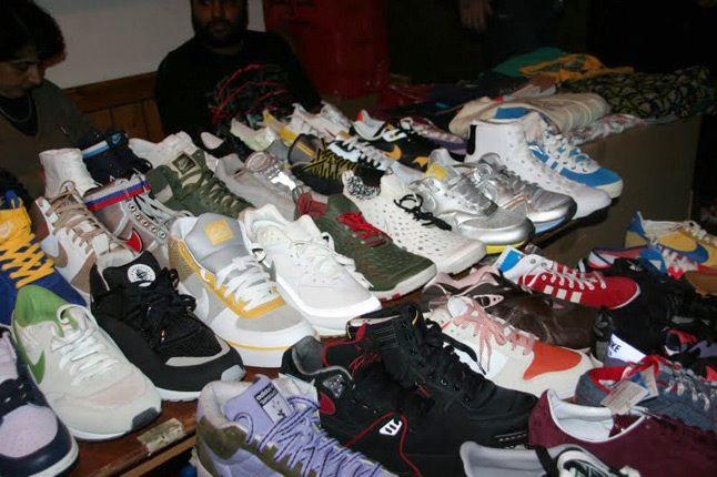 Crepe City Sneaker Swap Meet 10 1