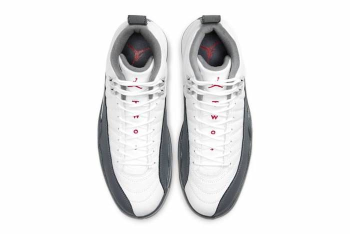 Jordan Brand White Grey 5