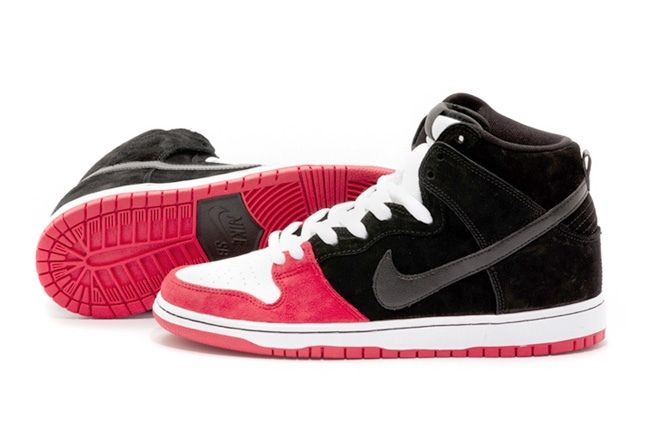 Uprise Nike Sb Dunk Hi 2