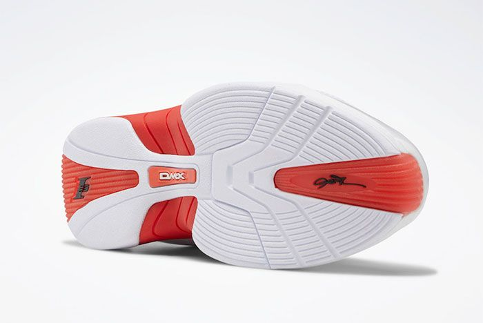 Reebok Answer 5 Og Red White Sole