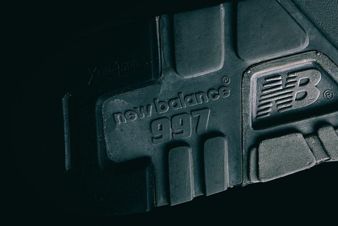 New Balance 997 History Sole