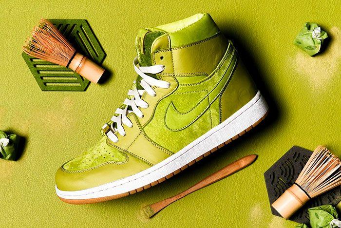 Air Jordan 1 Matcha Release Date