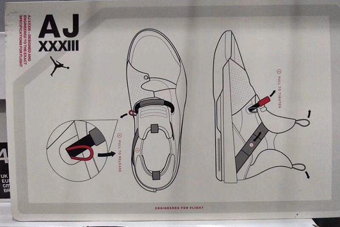 Air Jordan 33 First Look 4