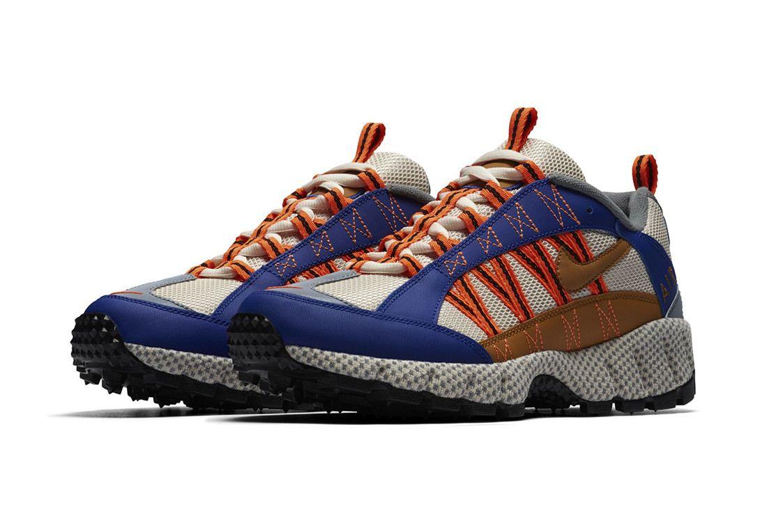 Nike Air Humara Red Blue Brown 6