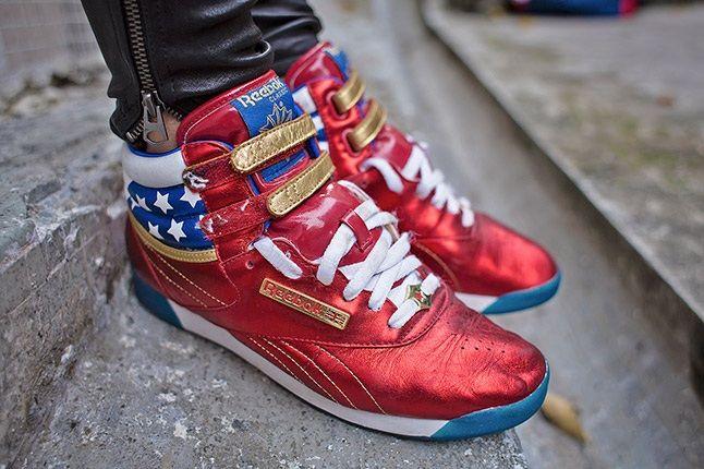 Hong Kong Sneaker Snaps Reebok America 1