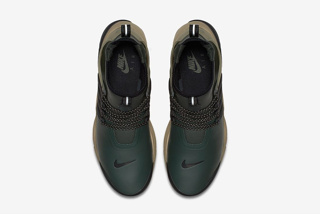 Nike Air Presto Utility Mid Grove Green 3