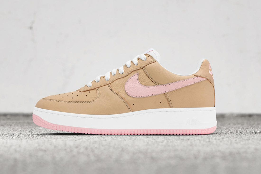 Nike Air Force 1 Linen Retro