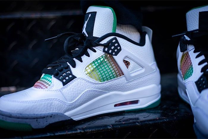 Air Jordan 4 Rasta Wmns Medial