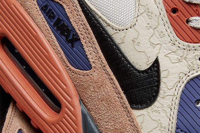 Nike Air Max 90 Desert Sand Ci5646 001 Release Date Closeup
