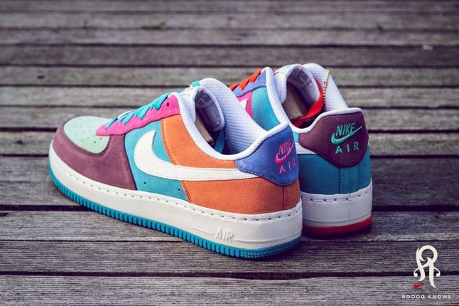 Nike Id Air Force 1 What The Af1 5