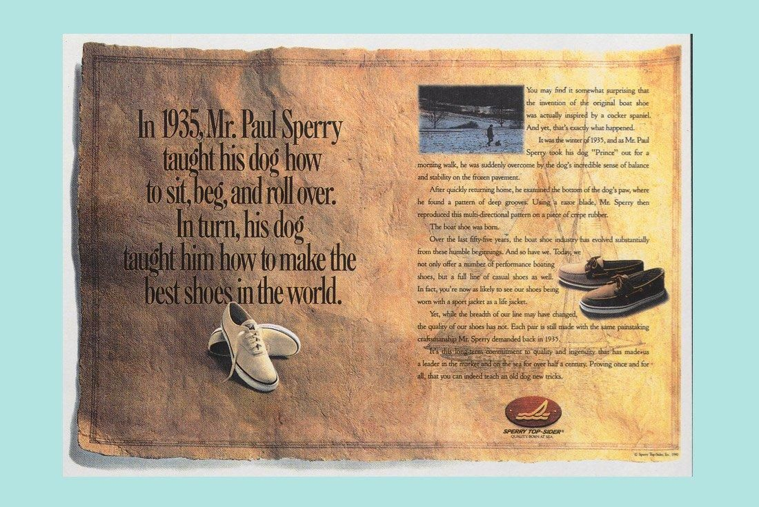 History Of Sperry 1990